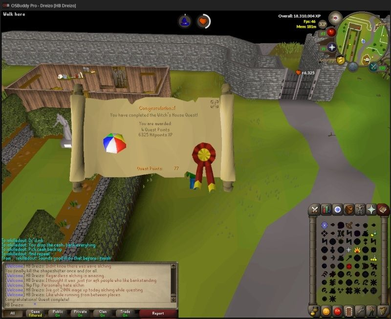 Dreizo - Road to Completionist Quest_25