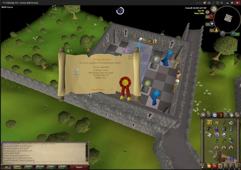 Dreizo - Road to Completionist Quest_32
