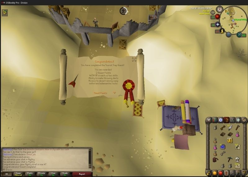 Dreizo - Road to Completionist Quest_33