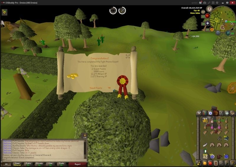 Dreizo - Road to Completionist Quest_35