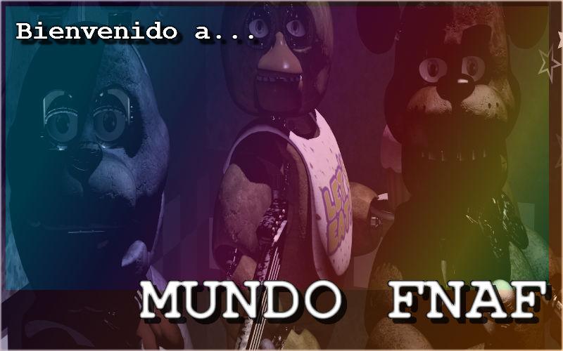 Mundo Five Nights At Freddy's