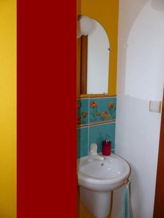 Conseils au sujet d'un WC aux couleurs ... trop .... éclatantes Simula13