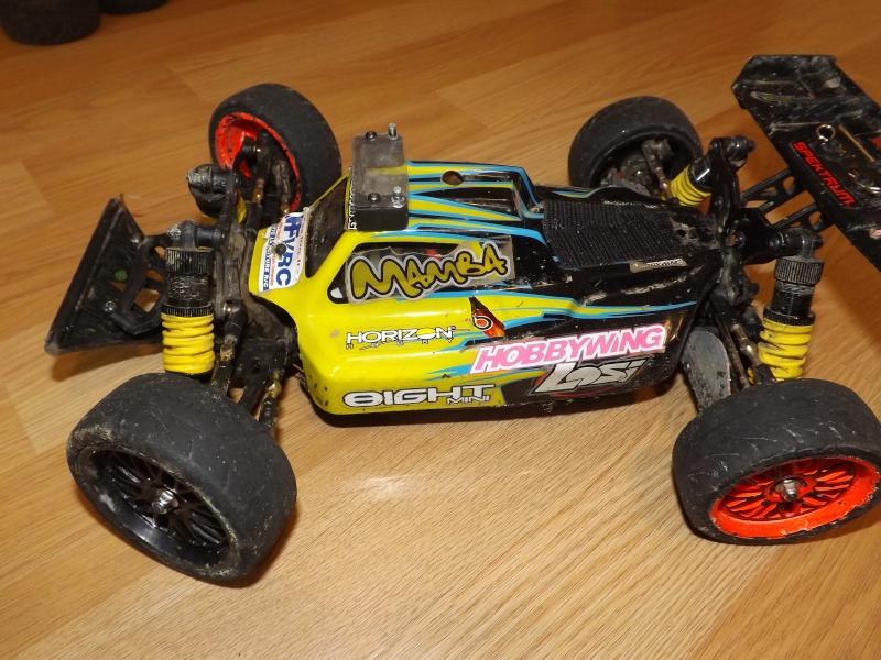 Le nouveau Losi mini 8ight Dscf1225