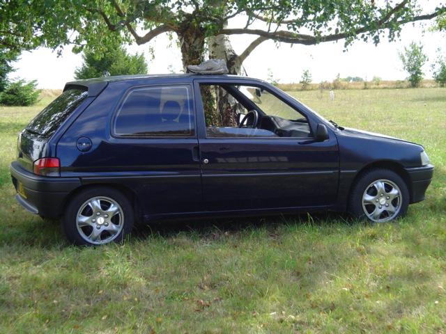 Peugeot 106 1.4 L (1992-1993) Dsc01811