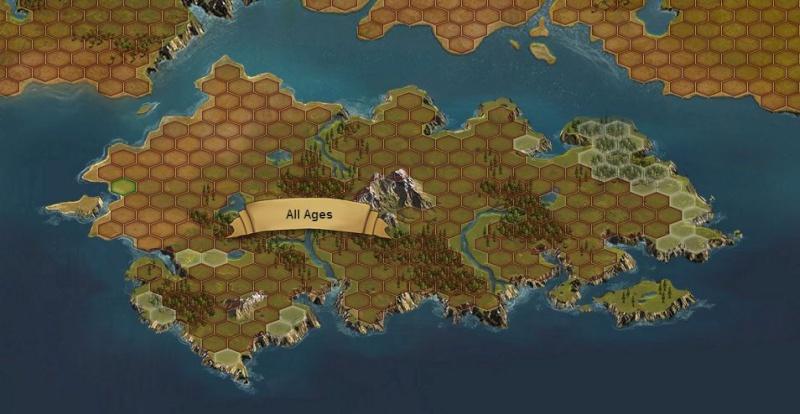 Скоро будет открыта новая карта для GvG боев! 1-110