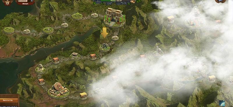 Новый функционал в игре — экспедиция гильдии.  2-210