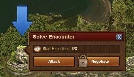 Новый функционал в игре — экспедиция гильдии.  2-310