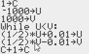 suite - algorithme Ti_sof11