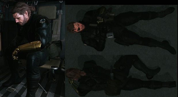 Another Black Retexture - MGSV Sneaking Suit - Male and Female 00000028
