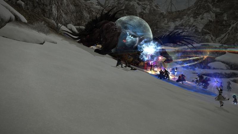 La créature des ténèbres : Le behemoth  20160411