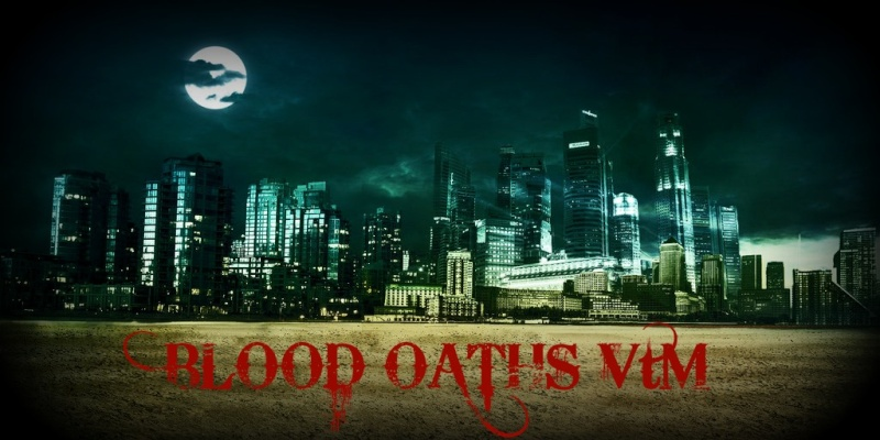 Blood Oaths: An Old World of Darkness VtM LARP