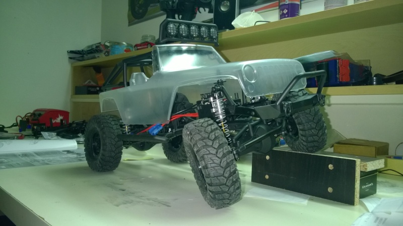 Kit Axial SCX 10 wrangler G6 Wp_20129