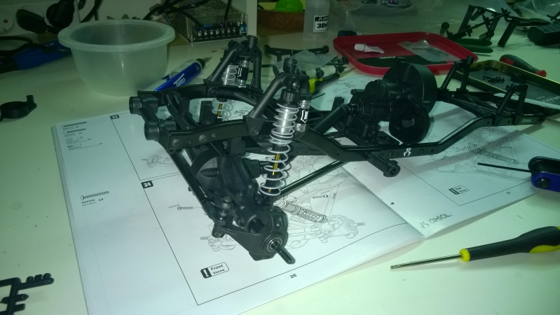 Kit Axial SCX 10 wrangler G6 Wp_20130