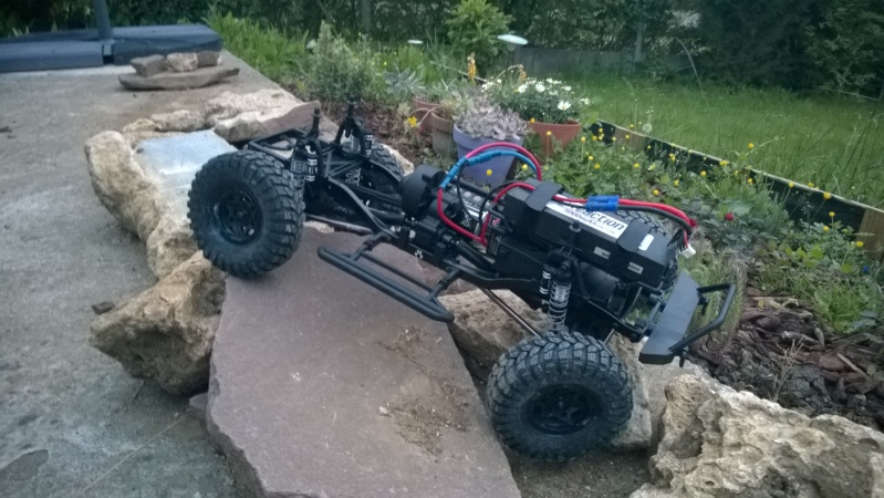Kit Axial SCX 10 wrangler G6 Wp_20132