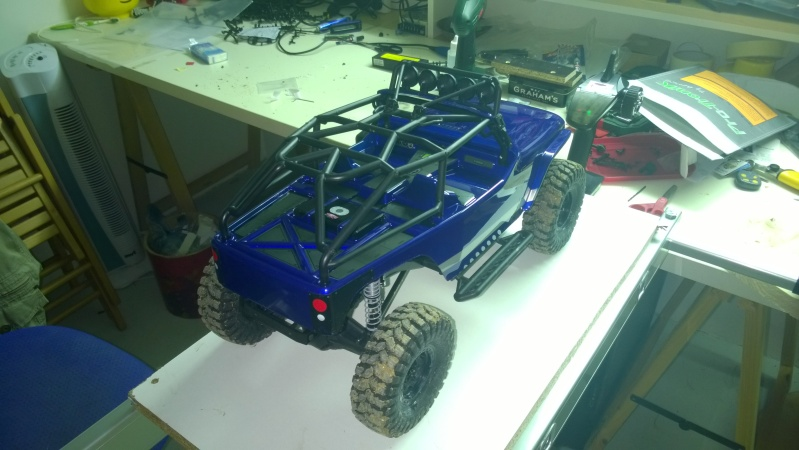 Kit Axial SCX 10 wrangler G6 Wp_20141