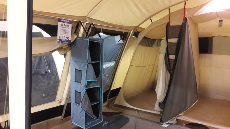 Mon 1er achat de  tente : Obelink Amazonas 600 20160511