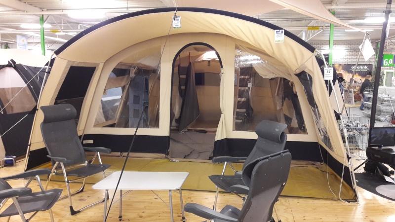 Mon 1er achat de  tente : Obelink Amazonas 600 20160514