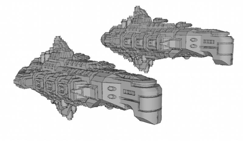 Les aventures de Malika en impression 3D - Page 2 Frigat15
