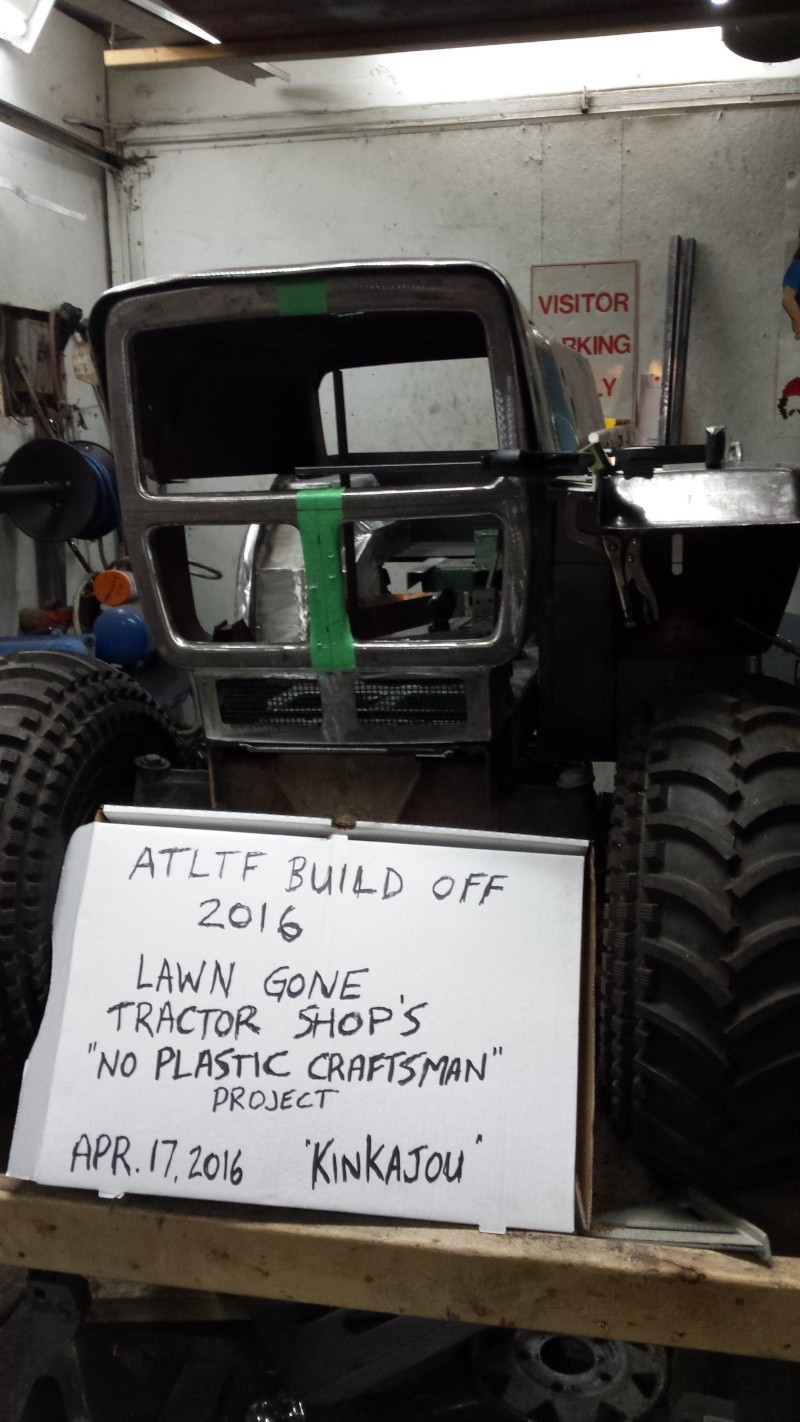 Lawngone's No-Plastic Craftsman [2016 Build-Off Entry] 20160410