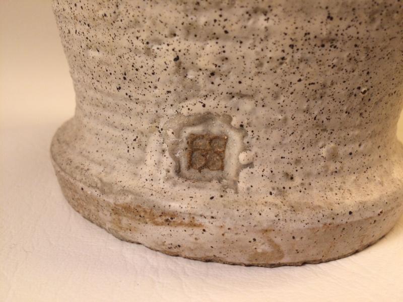 Mid Century Vase - USA studio pottery  Img_5518