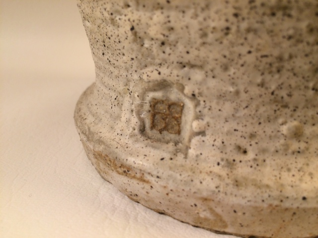 Mid Century Vase - USA studio pottery  Img_5519
