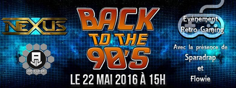 Back to 90' - Bar Le Nexus - Marseille - 22 Mai 13062210