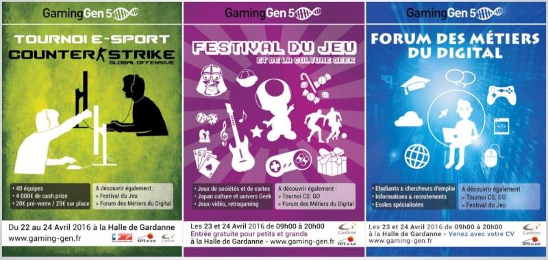 URGENT - Animateurs pour le festival du jeu de Gardanne (13) 14913914
