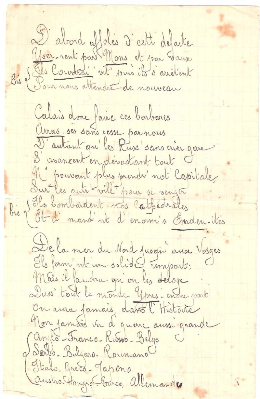 LE MONDE EN GUERRE ET EN MUSIQUE 1914-1918 Le_pen13