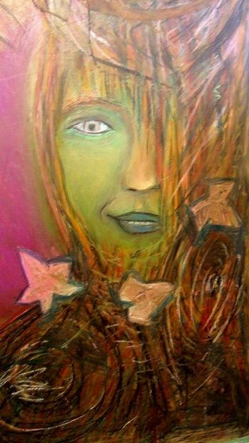 mes peintures Arbre410