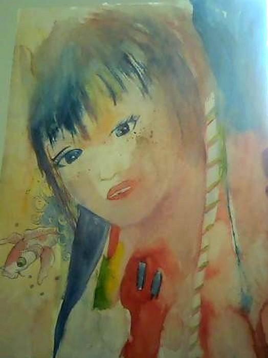 mes peintures Fille10