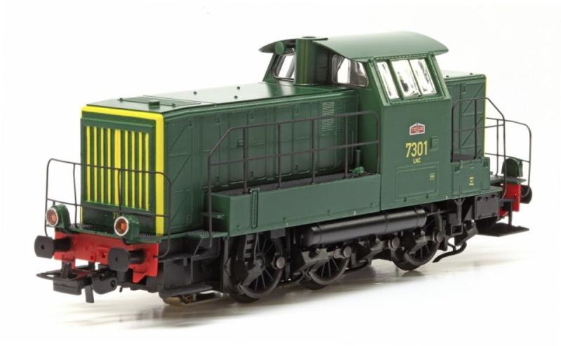 SNCB 7301 Piko_710