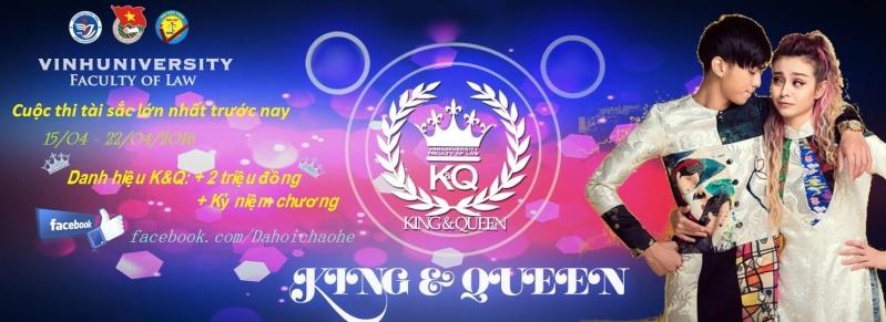 Sự kiện: King & Queen 2016 - Đường đến ngôi sao tỏa sáng 13016510