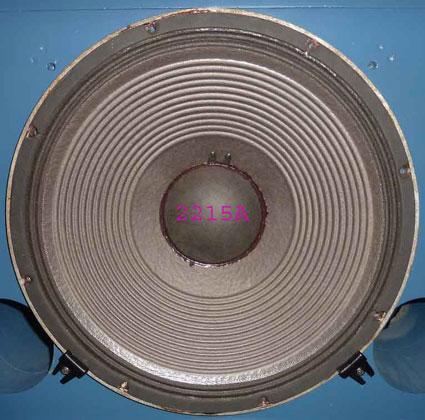 JBL 4343 et LE15A 2215-a11