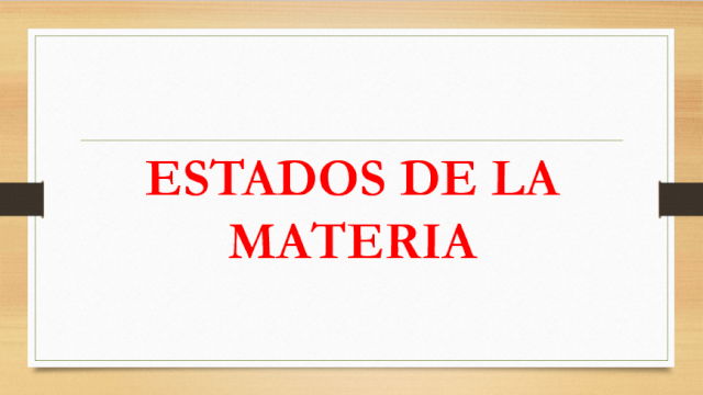 Act. Estados de la materia 118