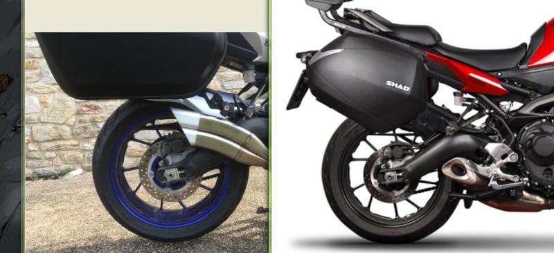 Z7 IXRACE inox ou black pour MT-09 Tracer ! - Page 4 Compar10