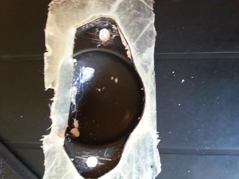 carbone moule et recouvrement 611