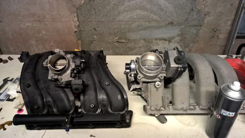 206 Gt 2.0l s16 grise 1999 ( Prépa )  3414