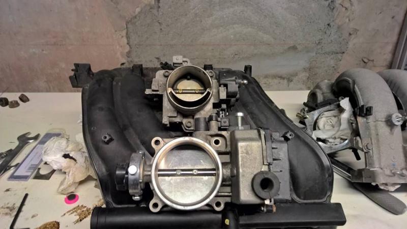 206 Gt 2.0l s16 grise 1999 ( Prépa )  3514