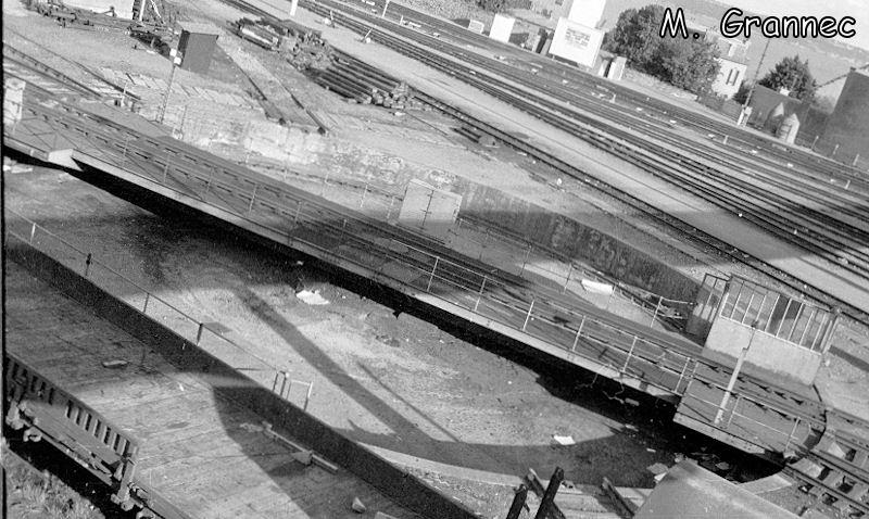 Gare de Brest avant électrification Fpuhbd10