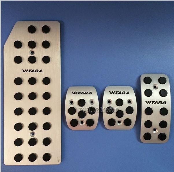 Aluminium Pedal Cover Pads Pedal_11