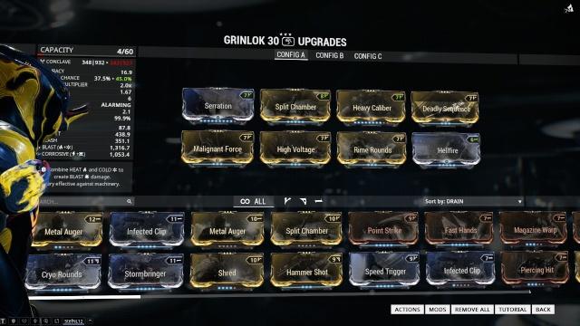 grinlock 99.9% statut [3 formas] 20160410