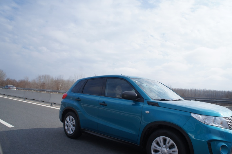 VITARA & Sx4 S-Cross  Hybrid Allgrip from Romania Vitara10