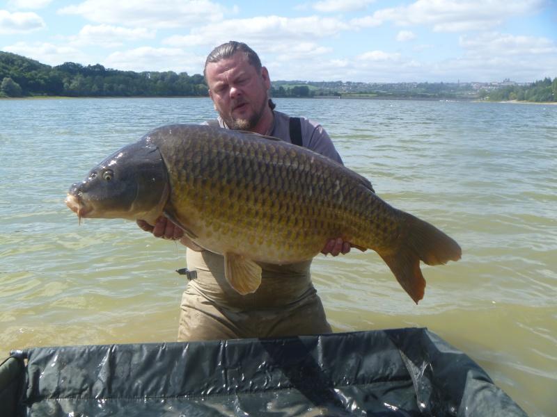 Pêche en lac P1000310