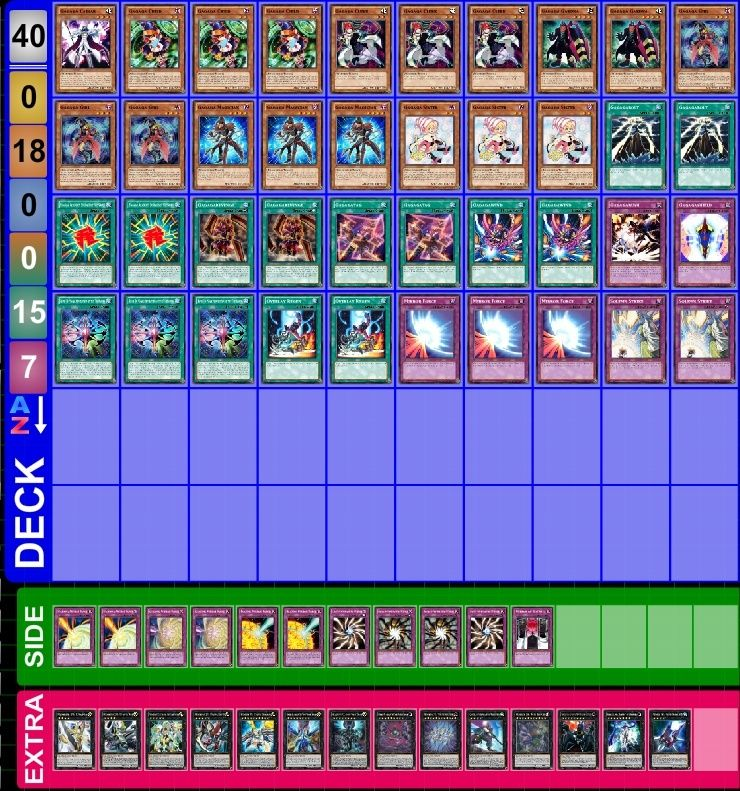 I need help with this deck it's out of date! Captur10