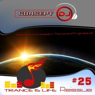 Trance is Life Reissue #25 (17.05.2016) Til2510