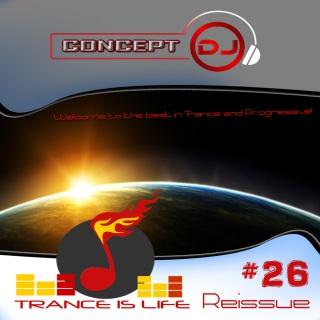 Trance is Life Reissue #26 (24.05.2016) Til2610