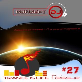 Trance is Life Reissue #27 (31.05.2016) Til2710