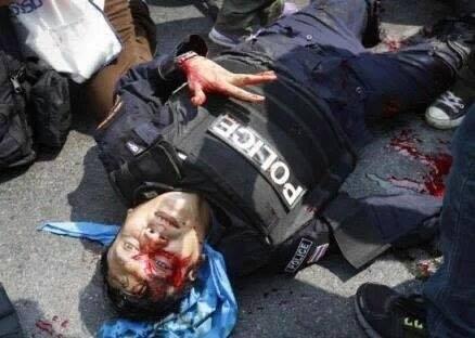 Réponses aux violences policières 13001110