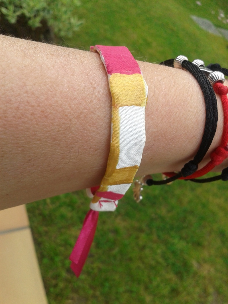 bracelet talisman pour chance et amour 20160411
