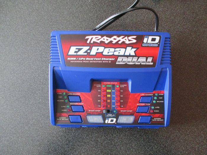 Test Chargeur Traxxas #2972 - Ez Peak Dual Img_0610